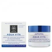 Apivita Aqua vita λιπαρές-μικτές επιδερμίδες 50ml
