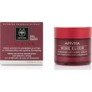 Apivita Wine Elixir Κρέμα Νύχτας Για Ανανέωση & Lifting 50ml
