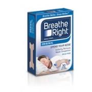Breath right Ρινικές ταινίες ενηλίκων 30 τεμαχια