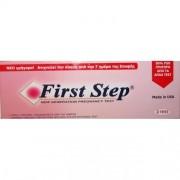 First step Τέστ εγκυμοσύνης