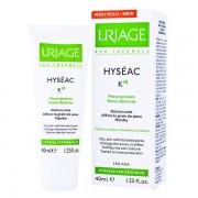 Uriage Hyseac K18 Κρέμα για δέρμα με τάση ακμής και ατέλειες 40ml