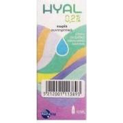Hyal 0,2% Eye Drops 10ml
