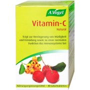 A.Vogel Vitamin-C Natural 40 tbs