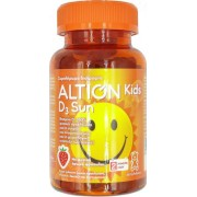 Altion Kids D3 Sun 60 Ζελεδάκια Φράουλα