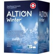 Altion Winter Συμπλήρωμα Διατροφής για την Καλή Λειτουργία του Ανοσοποιητικού 20sachets