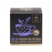 Apivita Relax Βιολογικά βότανα 10 φακελάκια