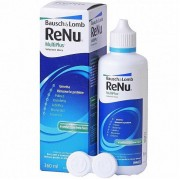 Bausch & Lomb ReNu Multiplus Multi-purpose solution 360ml