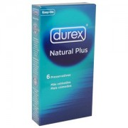 Durex Natural 6τμχ