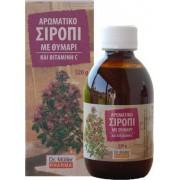 Dr. Muller Pharma Αρωματικό Σιρόπι με Θυμάρι & Βιταμίνη C 320gr