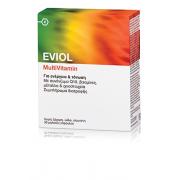 Eviol Multivitamin Πολυβιταμινούχο συμπλήρωμα διατροφής 30caps