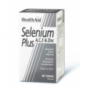 Health Aid Selenium A, C, E and Zinc 60tbs