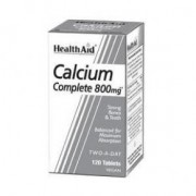 Health Aid Calcium complete 800mg 120tbs