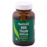Health Aid Milk thistle 500mg 30tbs