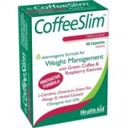 Health Aid Coffee Slim weight management 60 κάψουλες