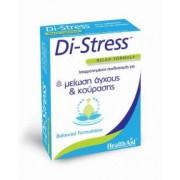 Health Aid Di-stress Συμπλήρωμα διατροφής για μείωση άγχους και κούρασης 30tbs