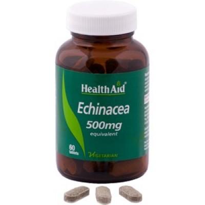 Health Aid Echinacea 500mg 60tb