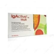 IgActive Multi Πολυβιταμινούχο συμπλήρωμα διατροφής 30 κάψουλες