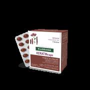 Klorane Keratincaps Συμπλήρωμα Διατροφής για Μαλλιά & Νύχια 30caps