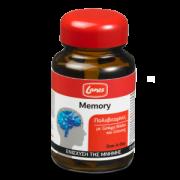 Lanes Memory Συμπλήρωμα διατροφής με 11 βιταμίνες, 6 μέταλλα, Panax Ginseng & Ginkgo Biloba 30tbs