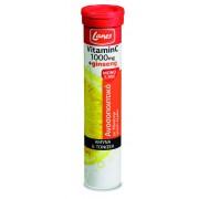 Lanes Αναβράζουσα βιταμίνη C 1000mg με Ginseng 20 eff tbs