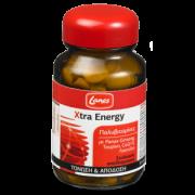 Lanes Xtra energy Πολυβιταμίνη για ενέργεια 30tbs