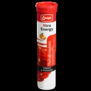 Lanes Xtra energy Πολυβιταμίνη 20 αναβράζουσες ταμπλέτες