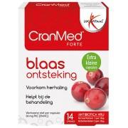 Lucovital CranMed Forte Υγεία Ουροποιητικού 14caps