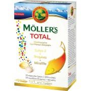 Moller's Total 28tbs Ωμέγα 3 +28tbs Βιταμίνες & Μέταλλα