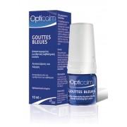 Opticalm Gouttes bleues Κολλύριο για ανακούφιση και λάμψη 10ml