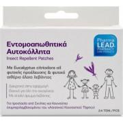 Pharmalead Εντομοαπωθητικά Αυτοκόλλητα 24τμχ