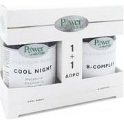 Power Health Cool Night 30caps & ΔΩΡΟ B Complex 20tbs