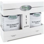 Power Health Echinacea Extra 30caps & ΔΩΡΟ Vitamin C 1000mg 20tbs