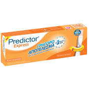 Predictor express Τεστ εγκυμοσύνης, αποτέλεσμα σε ένα λεπτό