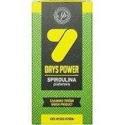 Platensis Spirulina 7 days power 21tbs