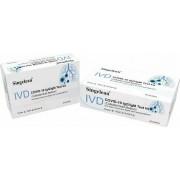 Singclean IVD Covid-19 Medical Τεστ Ταχείας Ανίχνευσης Αντισωμάτων IgG/IgM 1τμχ