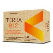 Genecom Terra B12 Συμπλήρωμα διατροφής με Βιταμίνη Β12 30tbs
