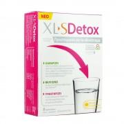 XL-S Detox,Συμπλήρωμα διατροφής που προετοιμάζει για το αδυνάτισμα, 8 φακελλίσκοι