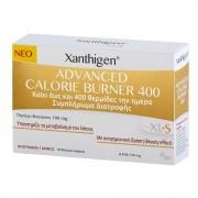 Xanthigen Advanced calorie burner 400 Συμπήρωμα διατροφής για καύση λίπους και αντιγήρανση 90caps