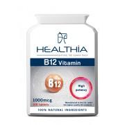 Healthia Vitamin B12 1000mcg 100tbs