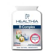 Healthia Vitamin B Complex 275mg 60tbs