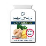 Healthia X-tra Ginger 1000mg 90caps