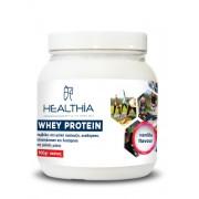 Healthia Whey Protein Vanilla 600gr