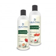 Healthia Collagen+ 100% Pure 500ml Φράουλα