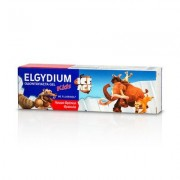 Elgydium Kids Tootpaste 1000PPM Φράουλα 50ml