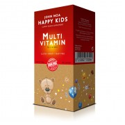 JOHN NOA WORTS Happy kids multivitamin 90gummies