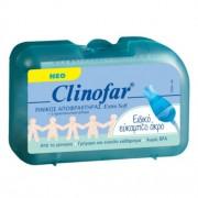 Clinofar Extra Soft Ρινικός Αποφρακτήρας με 5 Προστατευτικά Φίλτρα