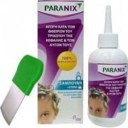 Paranix Αντιφθειρική αγωγή σε μορφή σαμπουάν 200ml & χτένα