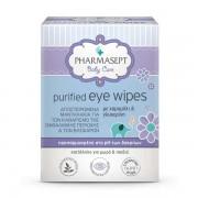 Pharmasept Αποστειρωμένα Μαντηλάκια για Καθαρισμό Οφθαλμικής Περιοχής & Βλεφάρων
