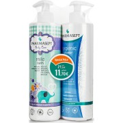 Pharmasept Promo Baby Mild Bath 500ml & Hygienic Shower 500ml