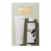 Korres Saffron Spices Αφρόλουτρο 250ml & Aftershave 125ml